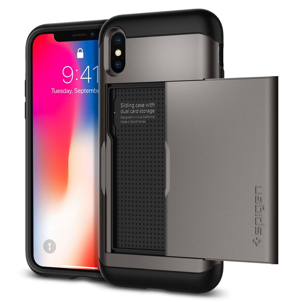 coque slim iphone x