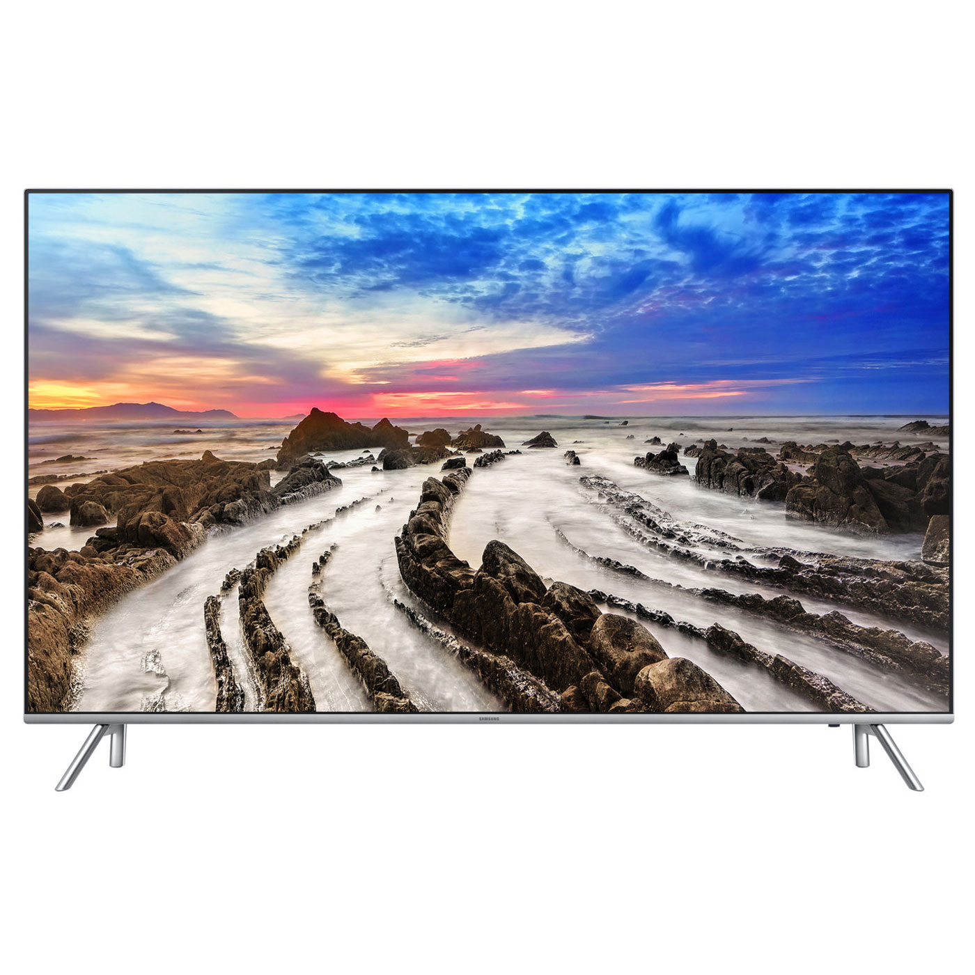 "TV Samsung UE65MU7005 Téléviseur LED 4K 65"" (165 cm) 16/9 - 3840 x 2160 pixels - Ultra HD - HDR - Wi-Fi - Bluetooth - 2200 PQI (dalle native 100 Hz)"