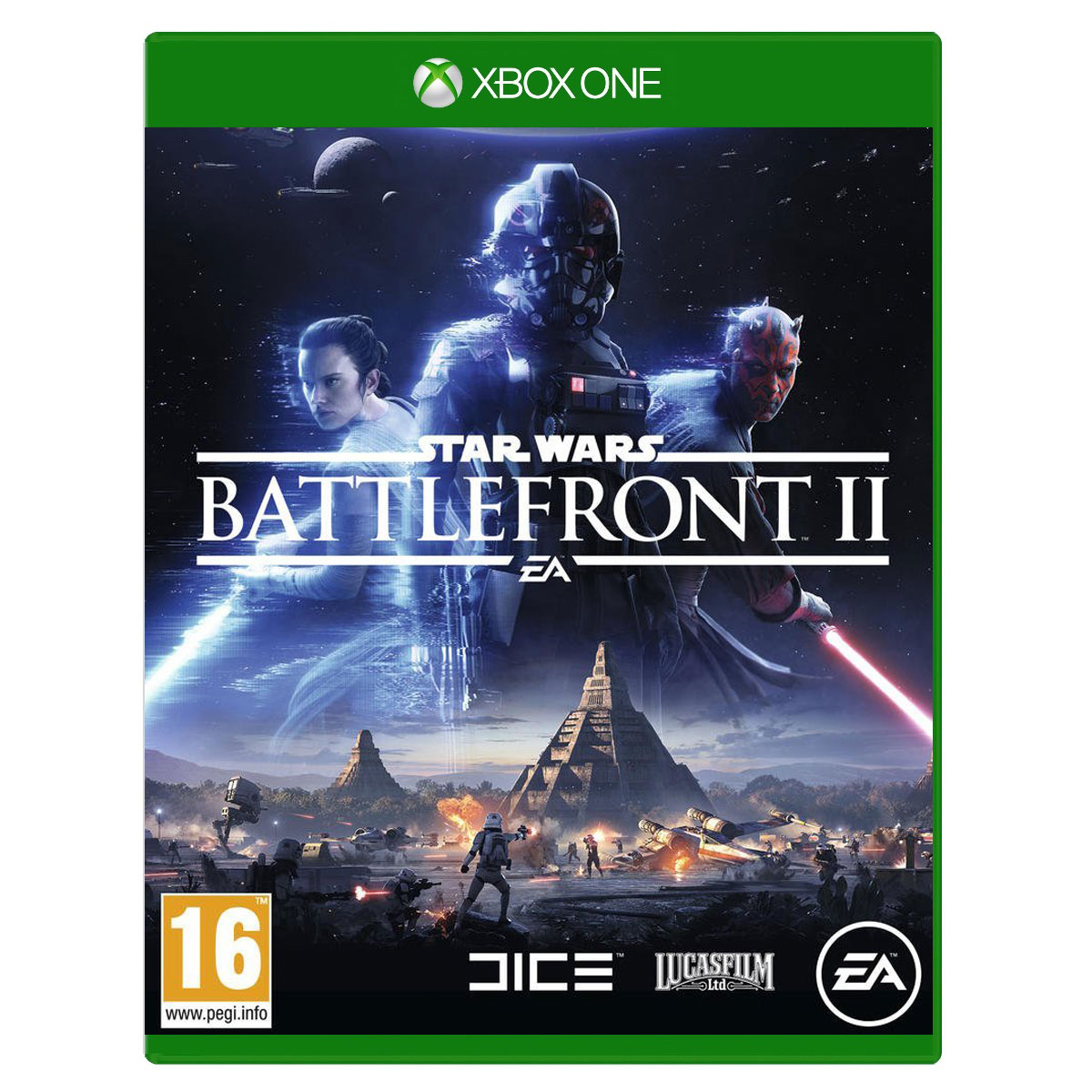 Jeux Xbox One Star Wars : Battlefront II (Xbox One) Star Wars : Battlefront II (Xbox One)