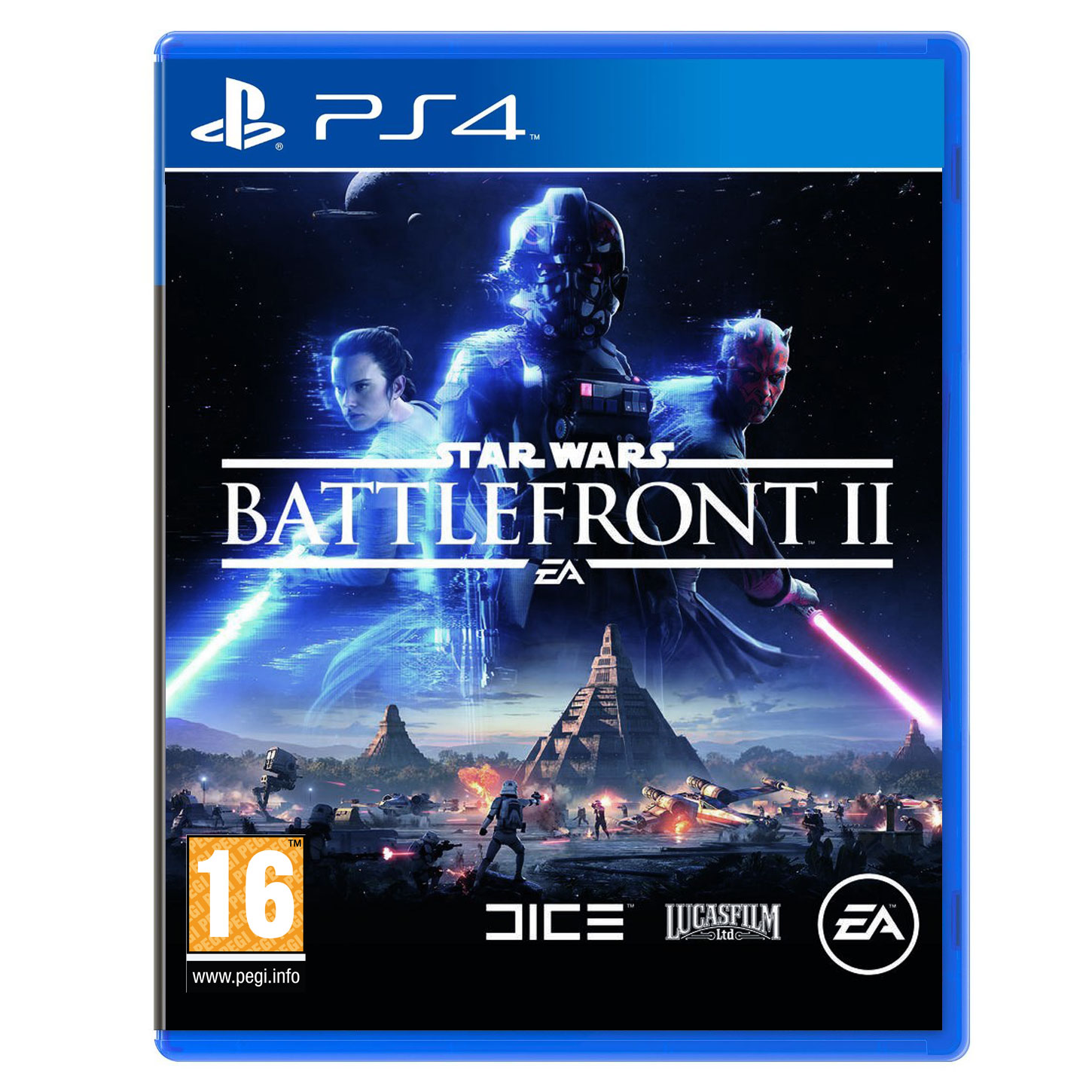 star wars battlefront ii ps4 jeux ps4 dice sur. Black Bedroom Furniture Sets. Home Design Ideas