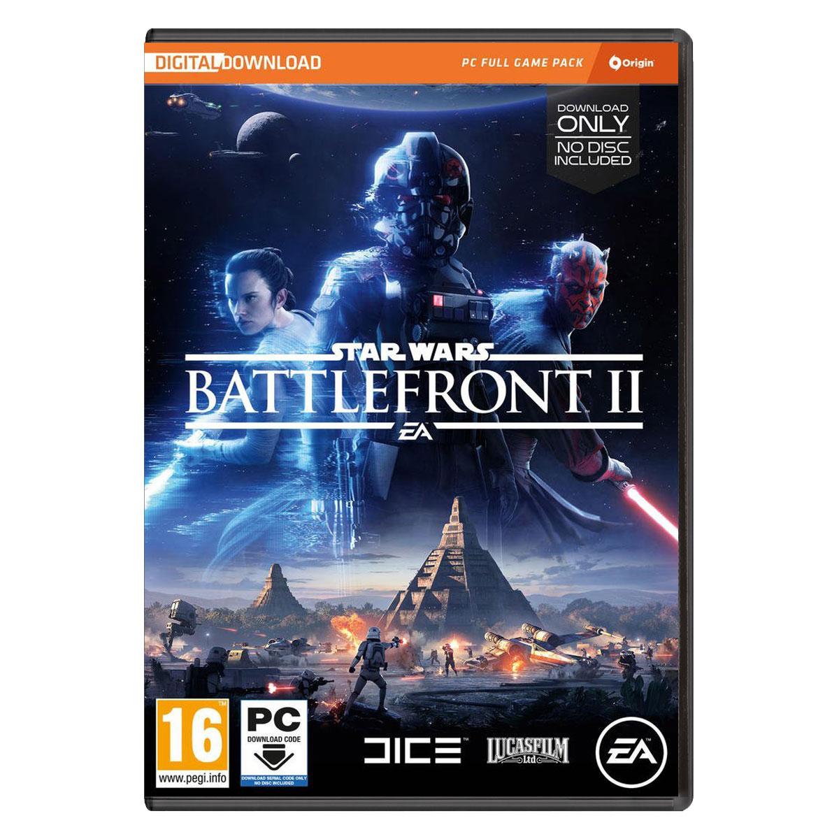 Jeux PC Star Wars : Battlefront II (PC) Star Wars : Battlefront II (PC)