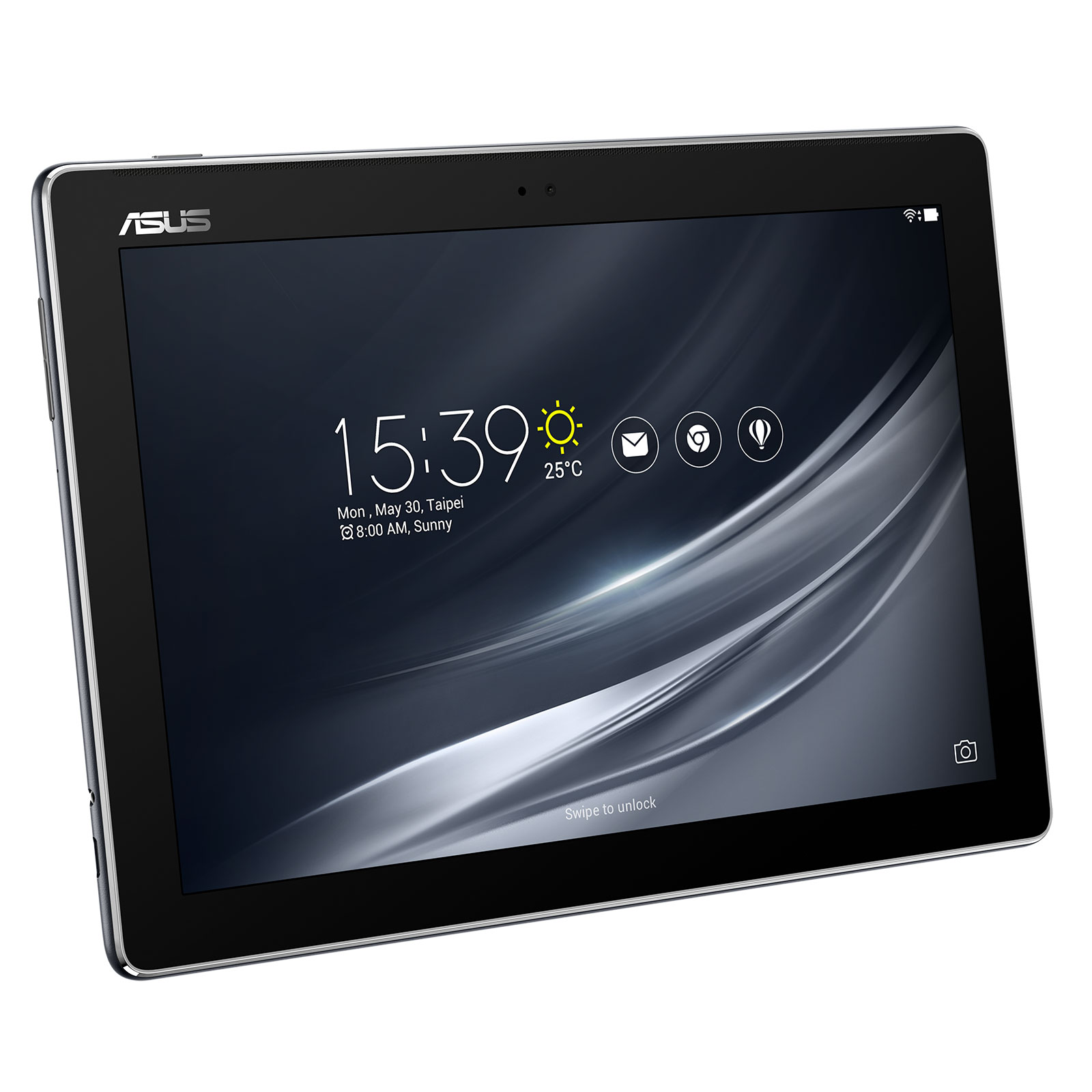 asus zenpad 10 z301mfl 1h005a gris tablette tactile asus. Black Bedroom Furniture Sets. Home Design Ideas