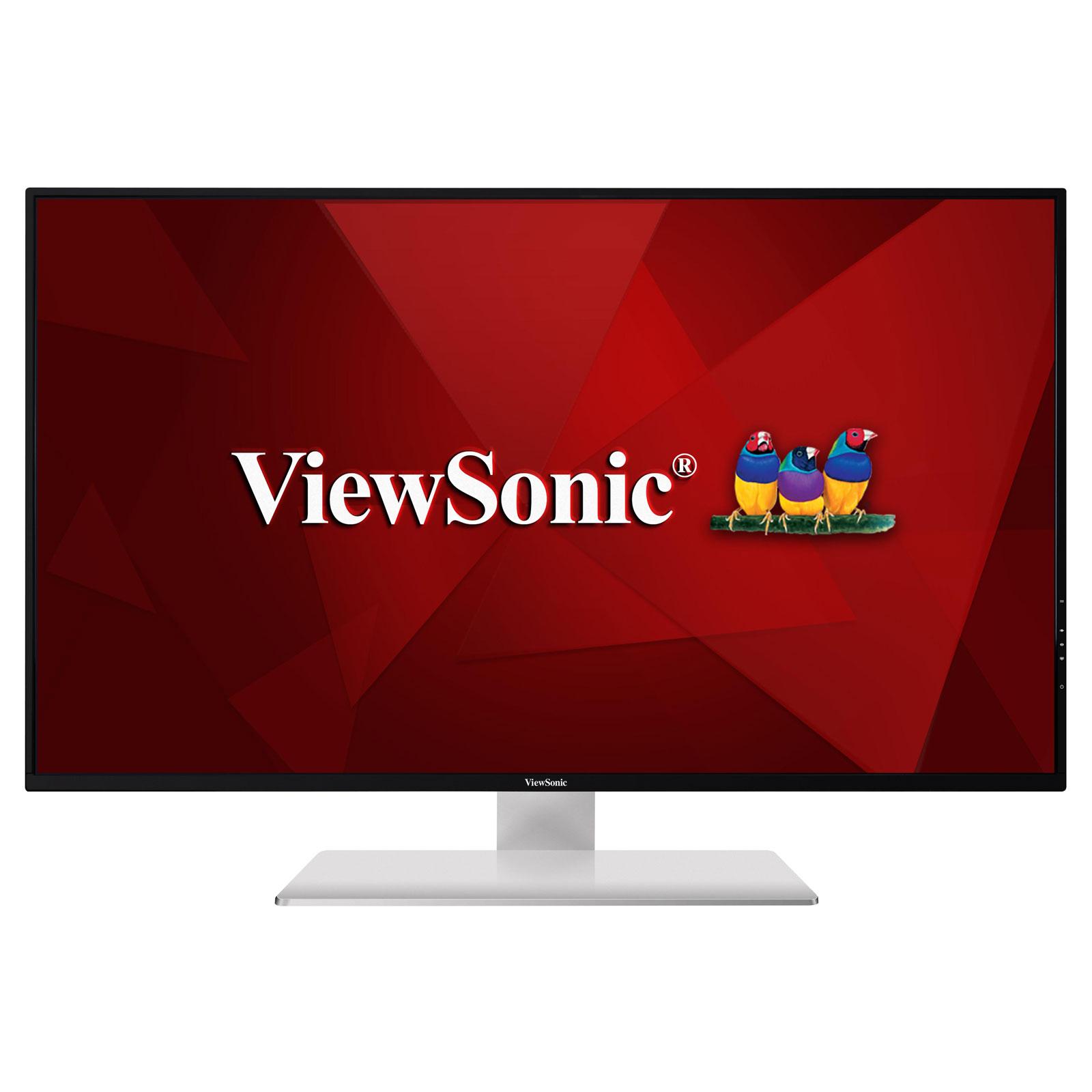 viewsonic 43 led vx4380 4k ecran pc viewsonic sur. Black Bedroom Furniture Sets. Home Design Ideas