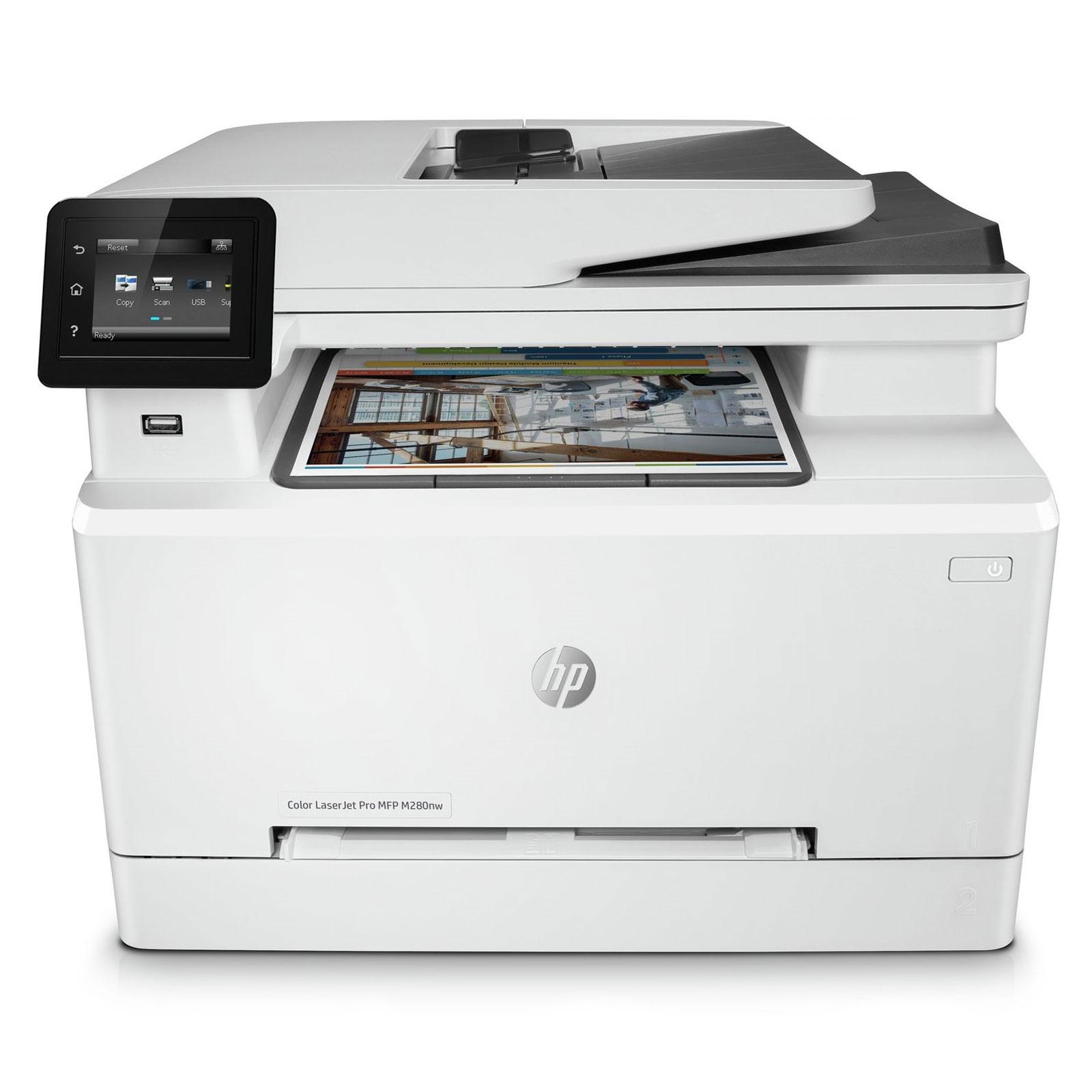 hp color laserjet pro mfp m280nw imprimante. Black Bedroom Furniture Sets. Home Design Ideas