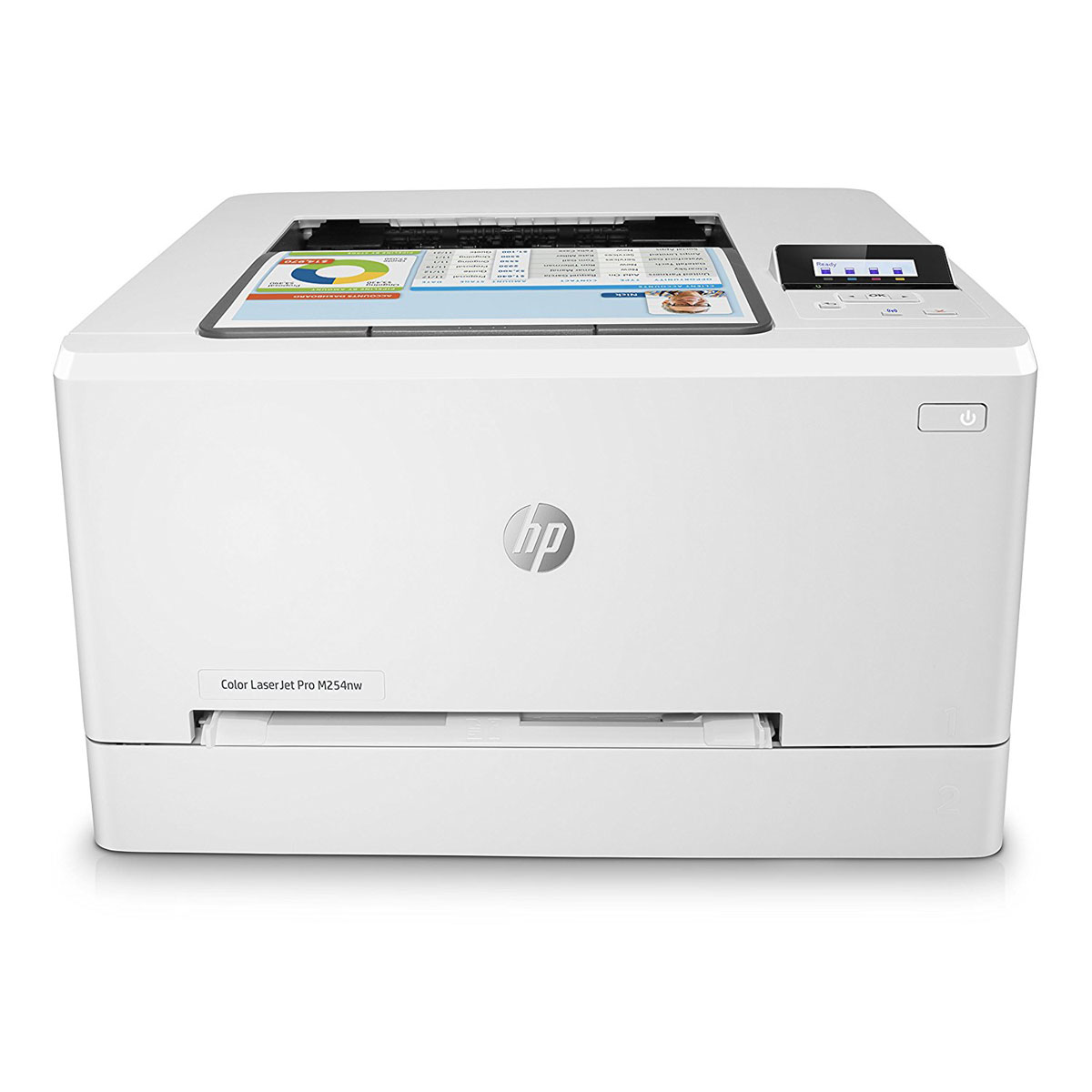 hp color laserjet pro m254nw imprimante laser hp sur. Black Bedroom Furniture Sets. Home Design Ideas