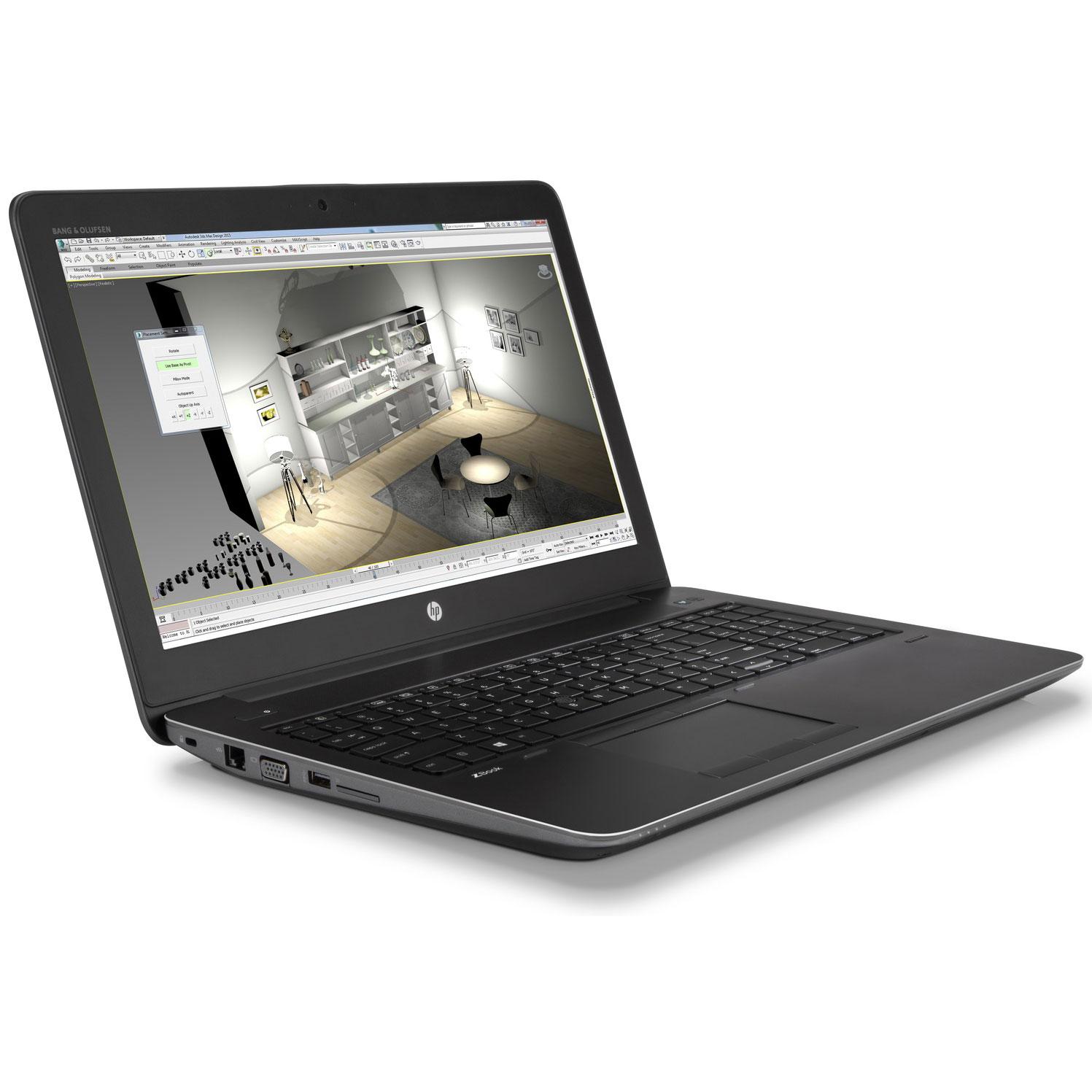 hp zbook 15 g4 1rq75et pc portable hp sur. Black Bedroom Furniture Sets. Home Design Ideas