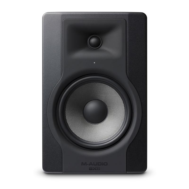 m audio bx8 d3 enceintes monitoring m audio sur. Black Bedroom Furniture Sets. Home Design Ideas
