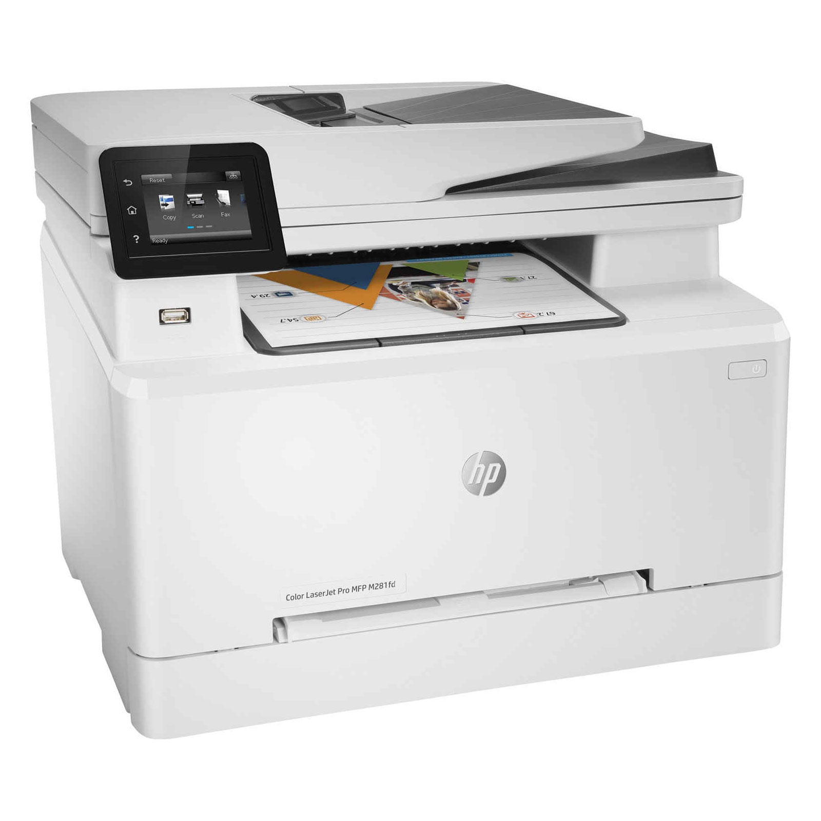 hp color laserjet pro mfp m281fdn imprimante multifonction hp sur. Black Bedroom Furniture Sets. Home Design Ideas