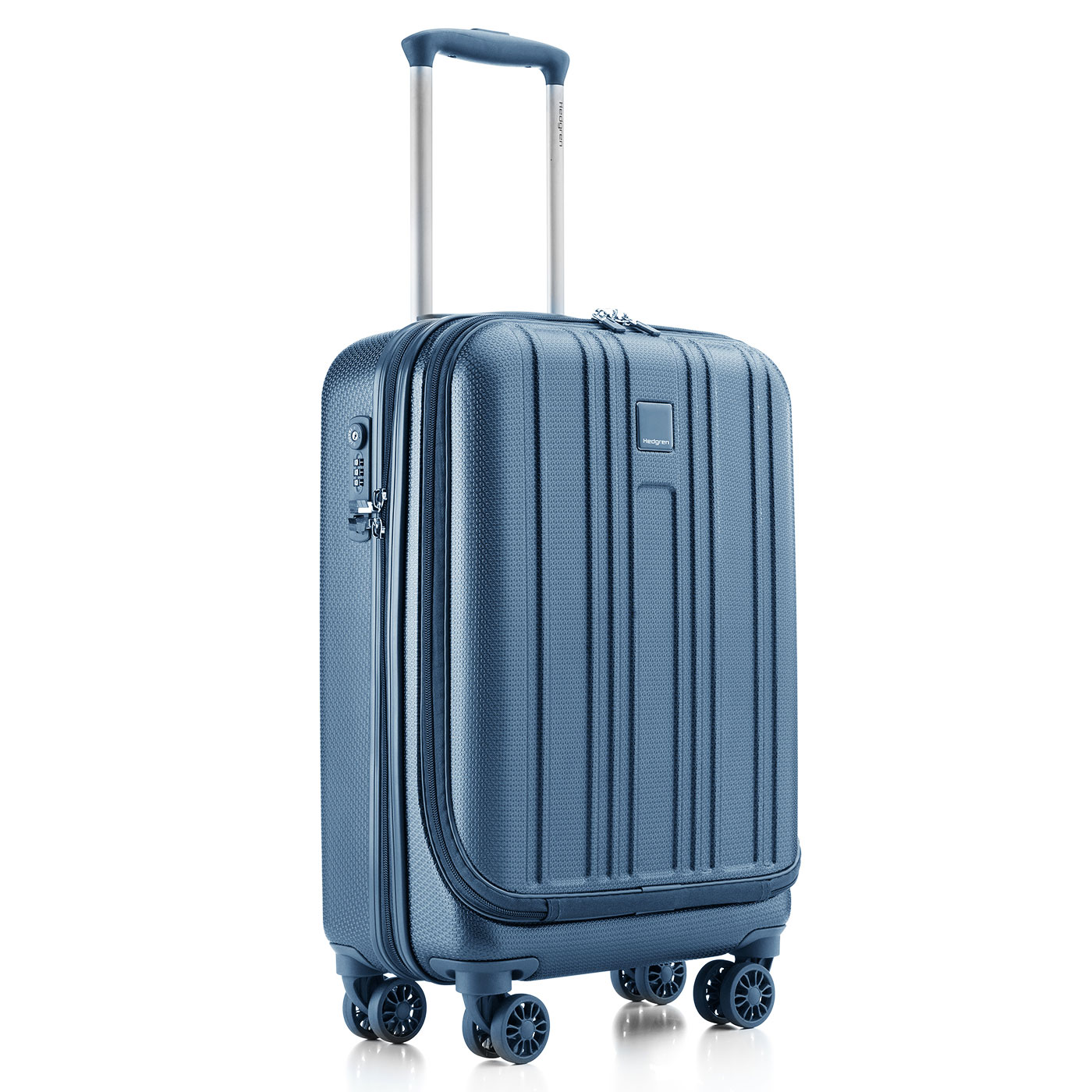 Hedgren transit boarding s bleu clair sac sacoche for Valise makita avec tous ses accessoires