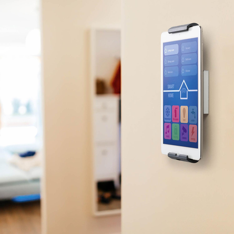 durable support tablette mural signal tique durable sur. Black Bedroom Furniture Sets. Home Design Ideas