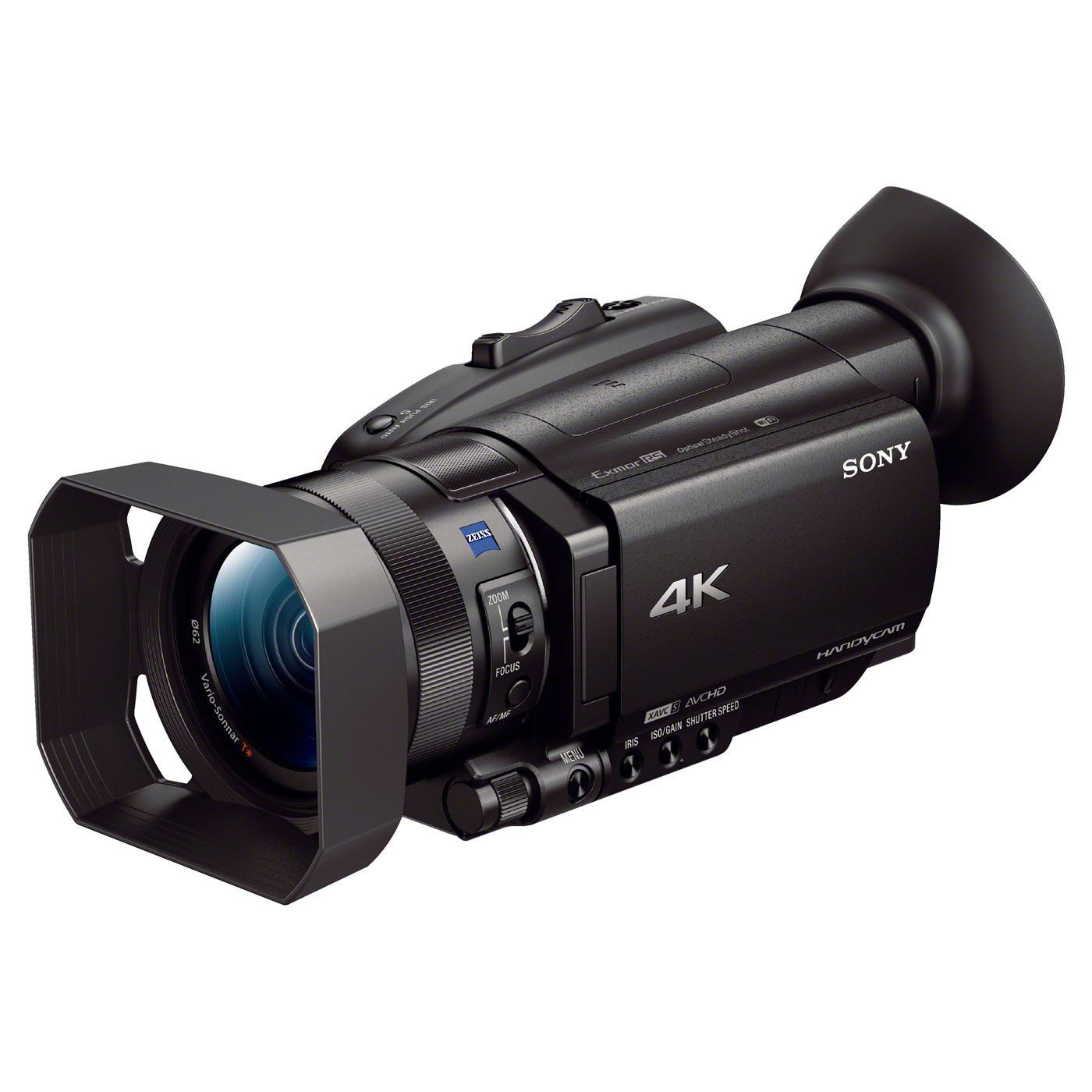 sony fdr ax700 cam scope num rique sony sur. Black Bedroom Furniture Sets. Home Design Ideas