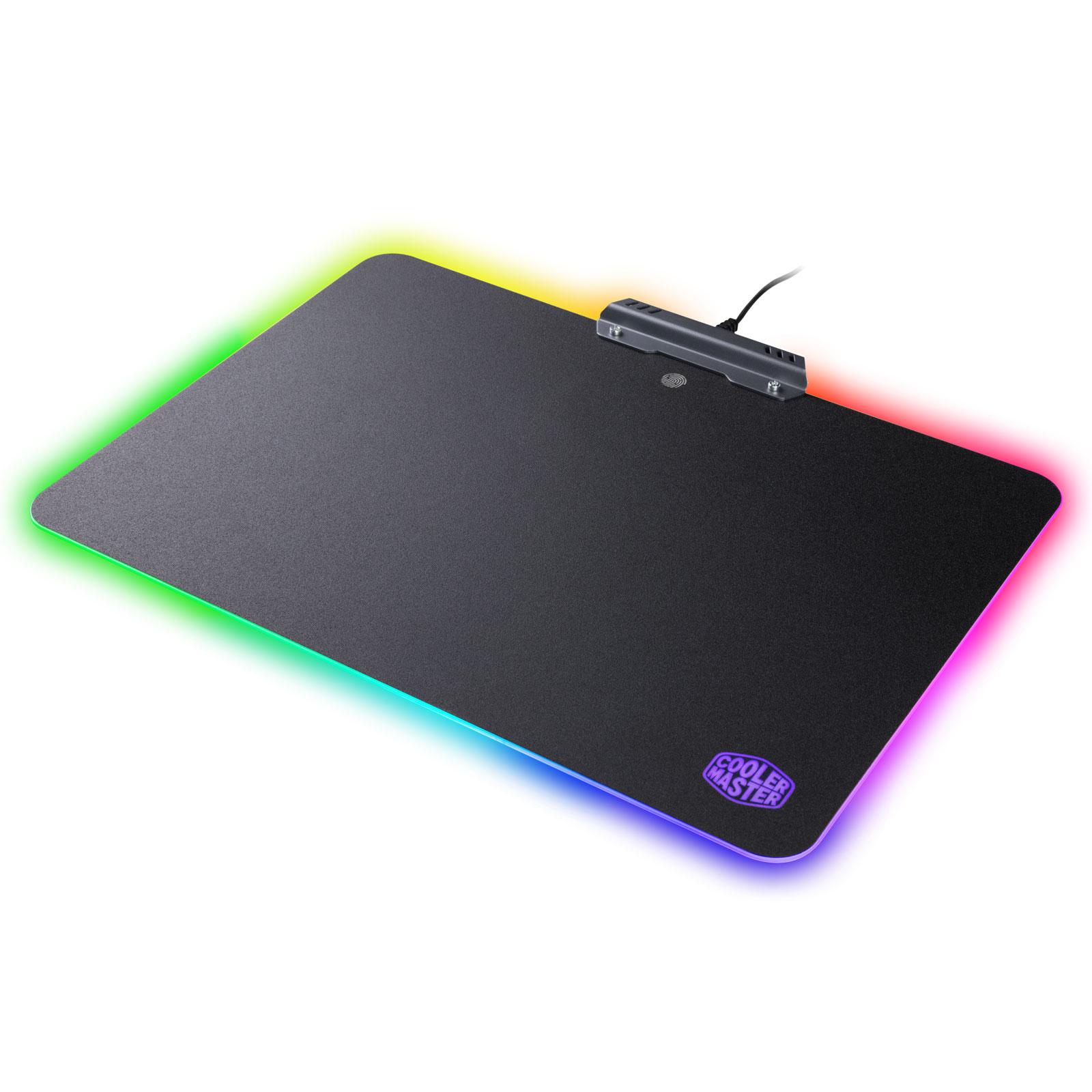 cooler master rgb hard gaming tapis de souris cooler. Black Bedroom Furniture Sets. Home Design Ideas