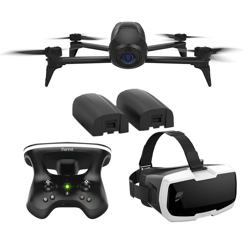 parrot bebop 2 power pack fpv drone parrot sur. Black Bedroom Furniture Sets. Home Design Ideas
