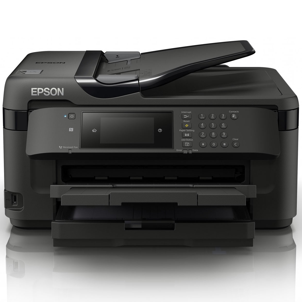 epson workforce wf 7710dwf imprimante multifonction. Black Bedroom Furniture Sets. Home Design Ideas