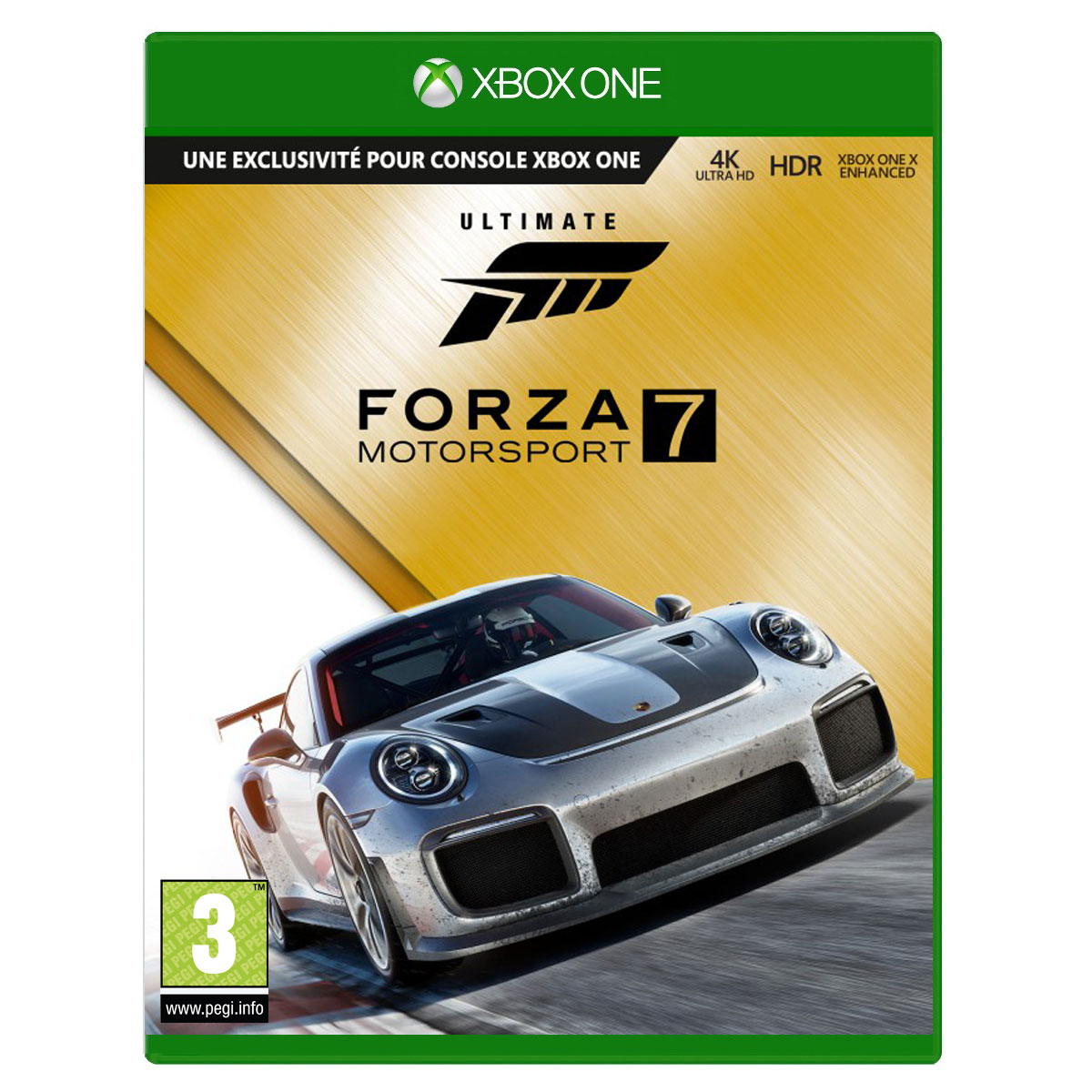 forza motorsport 7 ultimate edition xbox one jeux xbox one microsoft sur. Black Bedroom Furniture Sets. Home Design Ideas