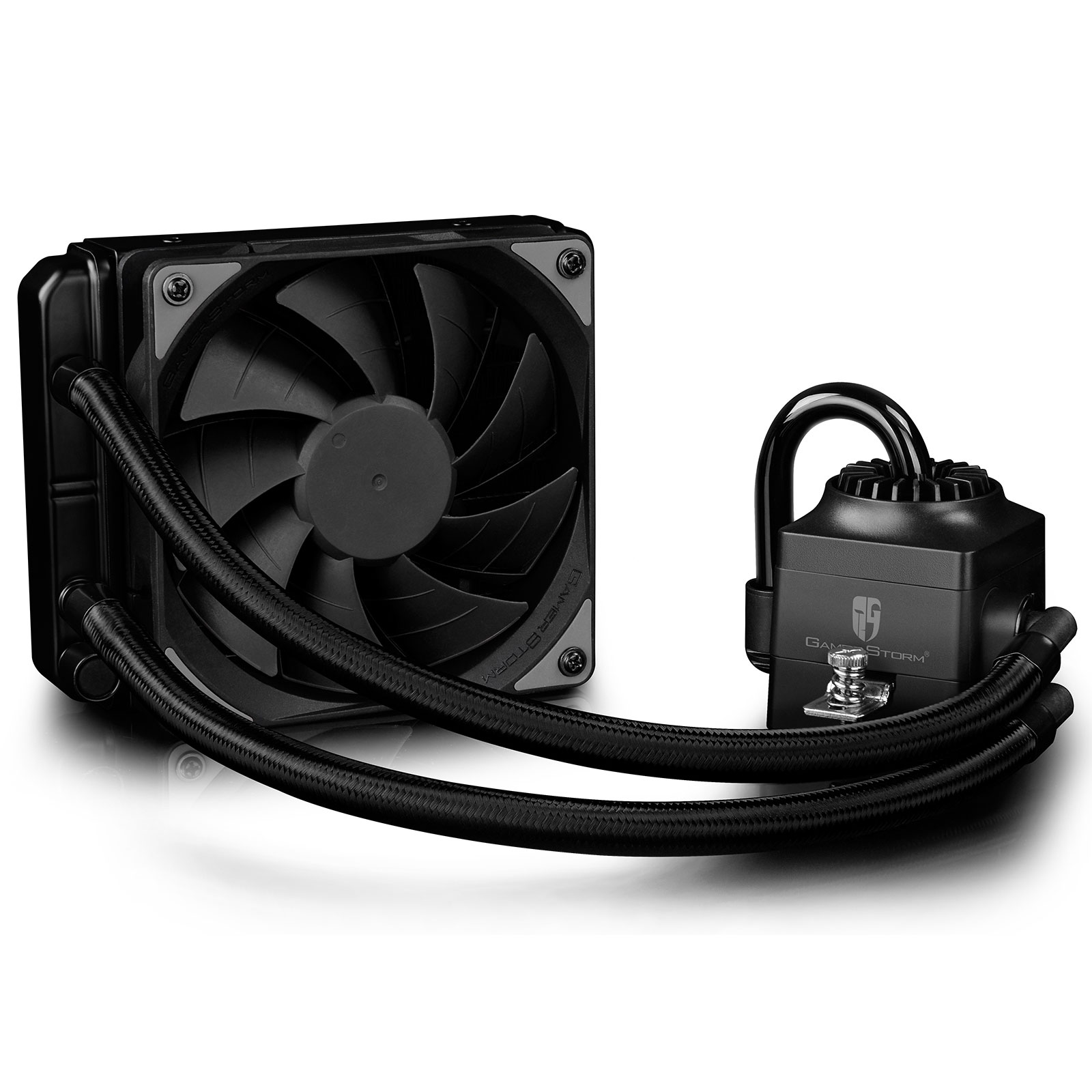 gamer storm captain 120ex rgb noir ventilateur processeur gamer storm sur. Black Bedroom Furniture Sets. Home Design Ideas