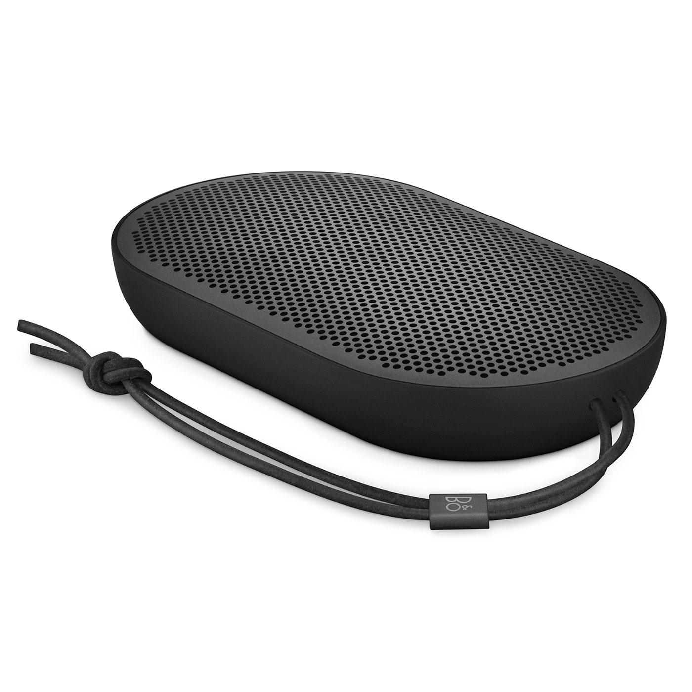 Dock & Enceinte Bluetooth Bang & Olufsen Beoplay P2 Noir Enceinte portable Bluetooth 2 x 15W avec micro intégré