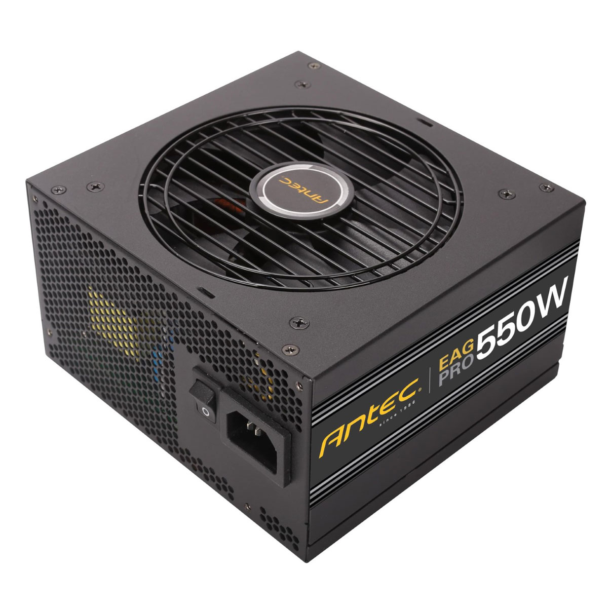 Alimentation PC Antec EA550G PRO Alimentation modulaire 550 Watts ATX12V 2.3 80 PLUS Gold