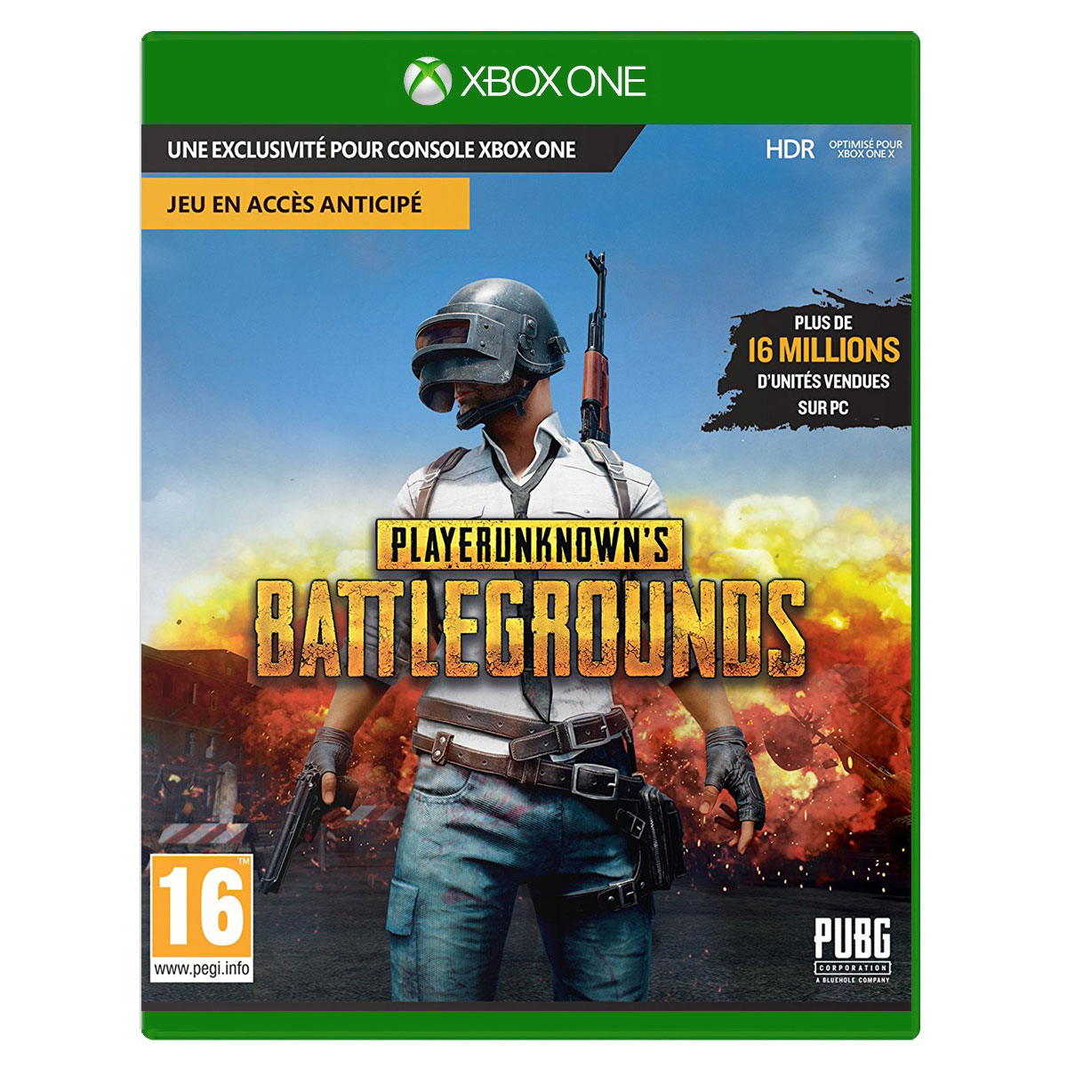 playerunknown 39 s battlegrounds preview edition xbox one jeux xbox one bluehole sur. Black Bedroom Furniture Sets. Home Design Ideas