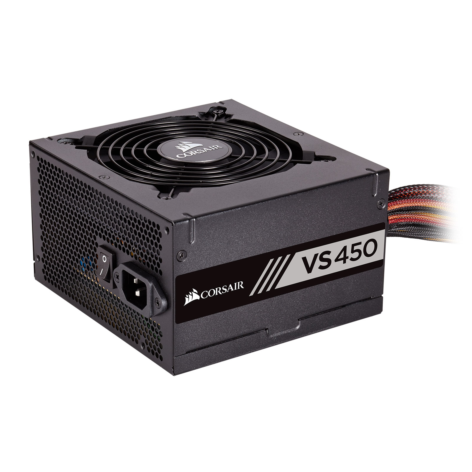 Alimentation PC Corsair Builder Series VS450 80PLUS V2 Alimentation 450W ATX 12V 2.31 (Garantie 3 ans par Corsair)