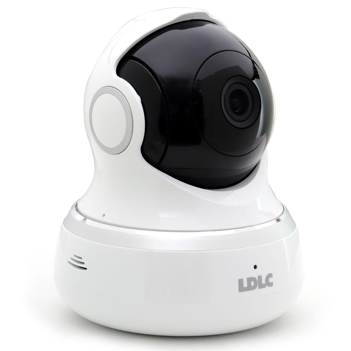 Ldlc c6b cam ra ip ldlc sur - Camera wifi interieur ...