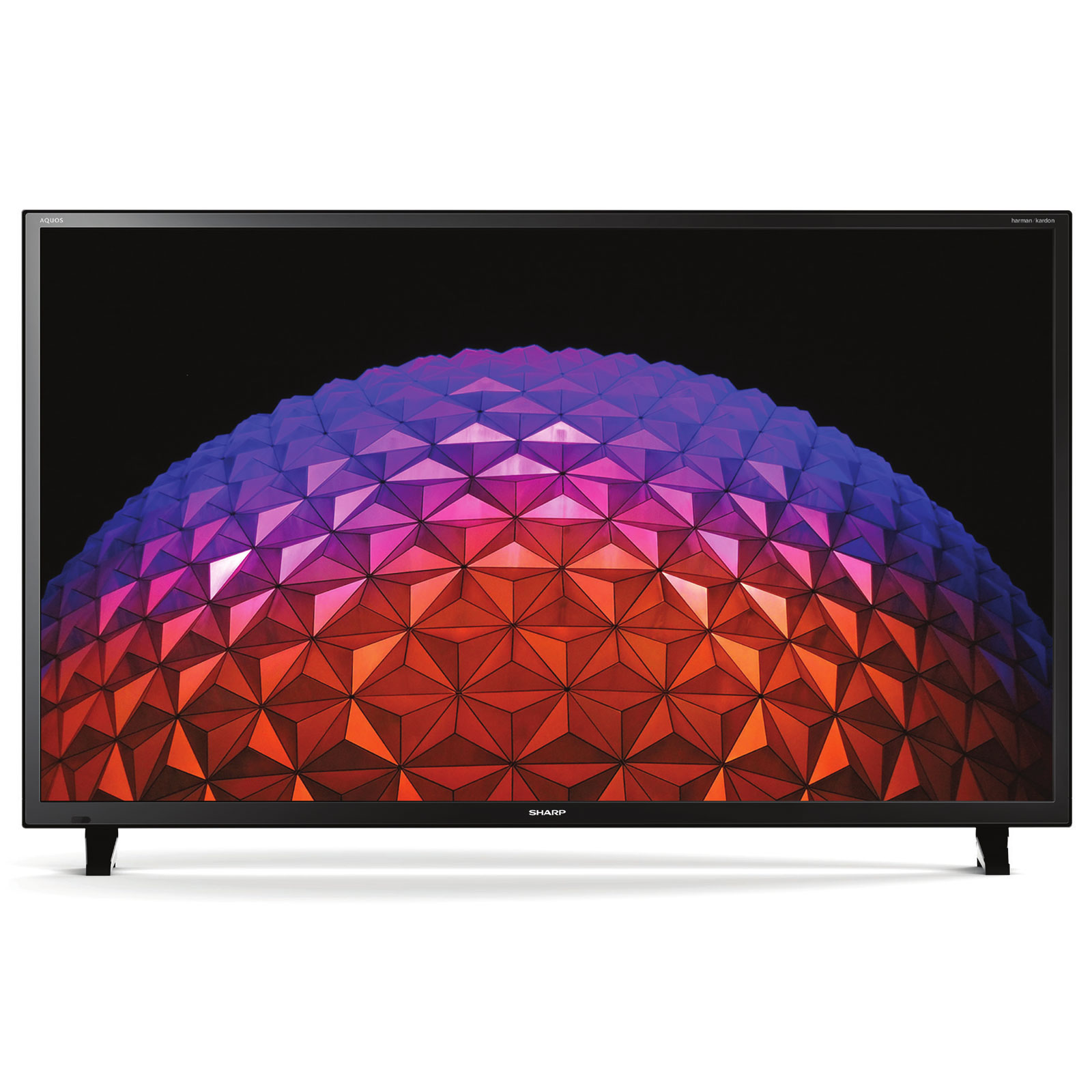 "TV Sharp LC-48CFG6002 Téléviseur LED Full HD 48"" (122 cm) - 1920 x 1080 pixels - HDTV 1080p - Wi-Fi - DLNA - Harman/Kardon - 200 Hz"