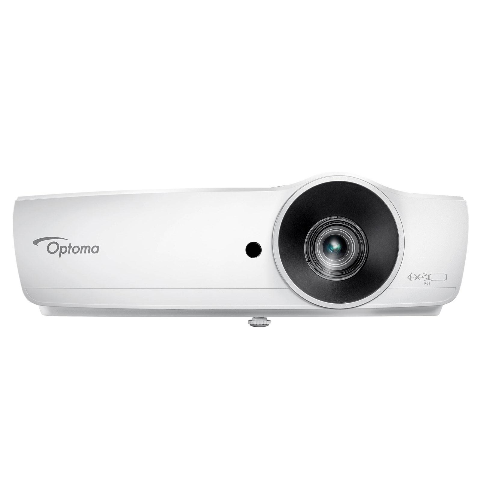 Vidéoprojecteur Optoma EH461 Vidéoprojecteur DLP Full HD 1080p Full 3D 5000 Lumens, HDMI MHL, Ethernet avec haut-parleur 10W