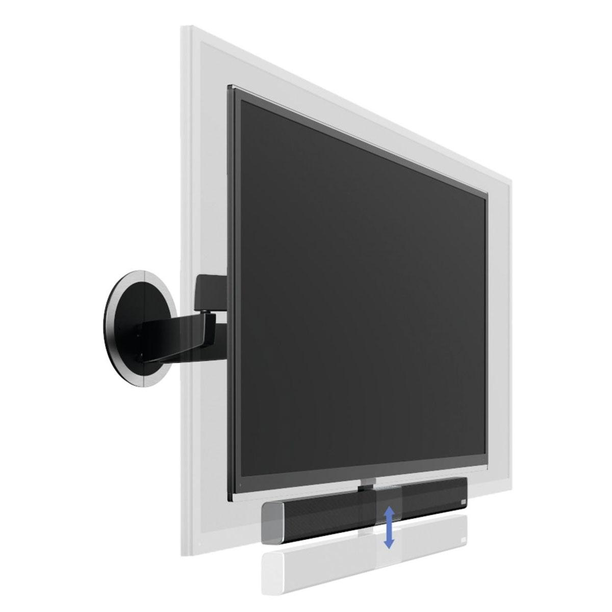 vogel 39 s next 8375 support mural tv vogel 39 s sur. Black Bedroom Furniture Sets. Home Design Ideas