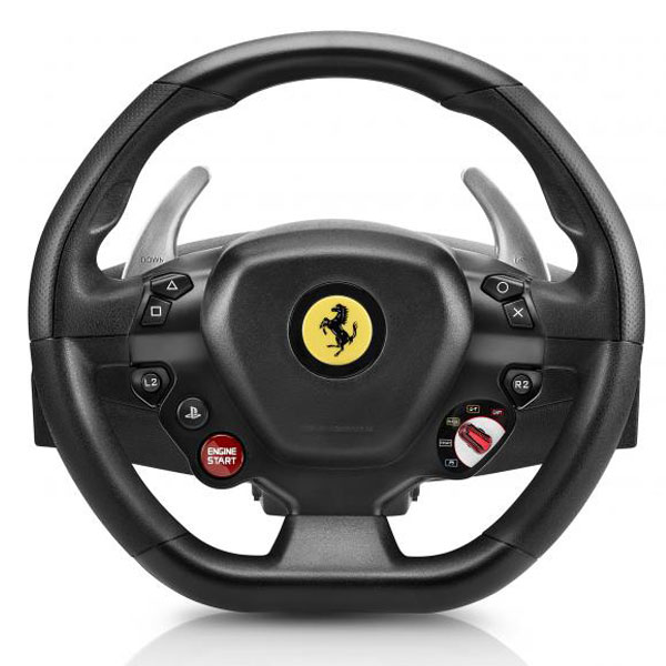 thrustmaster t80 ferrari 488 gtb edition accessoires ps4 thrustmaster sur. Black Bedroom Furniture Sets. Home Design Ideas