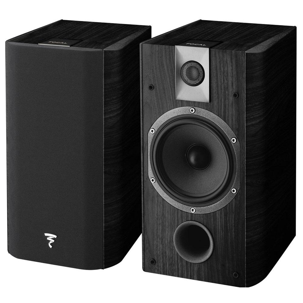 focal chorus 605 black style enceintes hifi focal sur. Black Bedroom Furniture Sets. Home Design Ideas