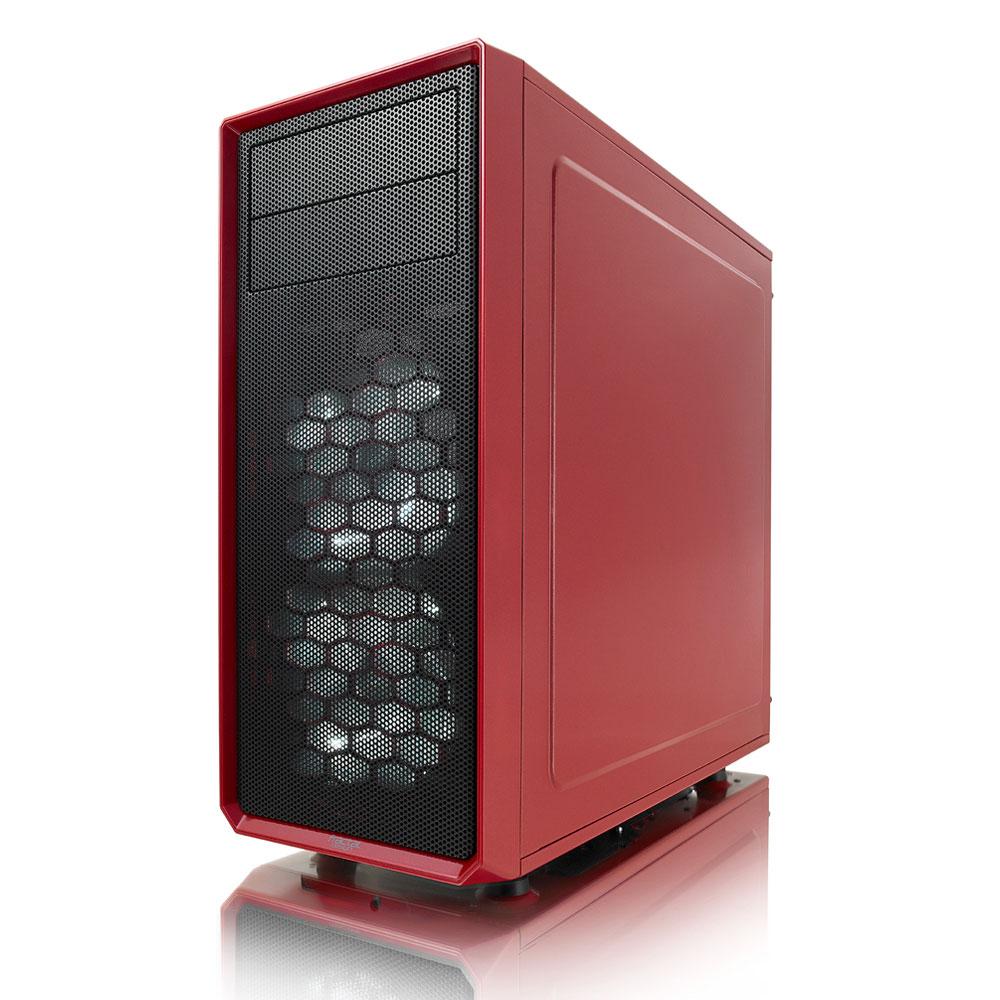 fractal design focus g rouge bo tier pc fractal design sur. Black Bedroom Furniture Sets. Home Design Ideas