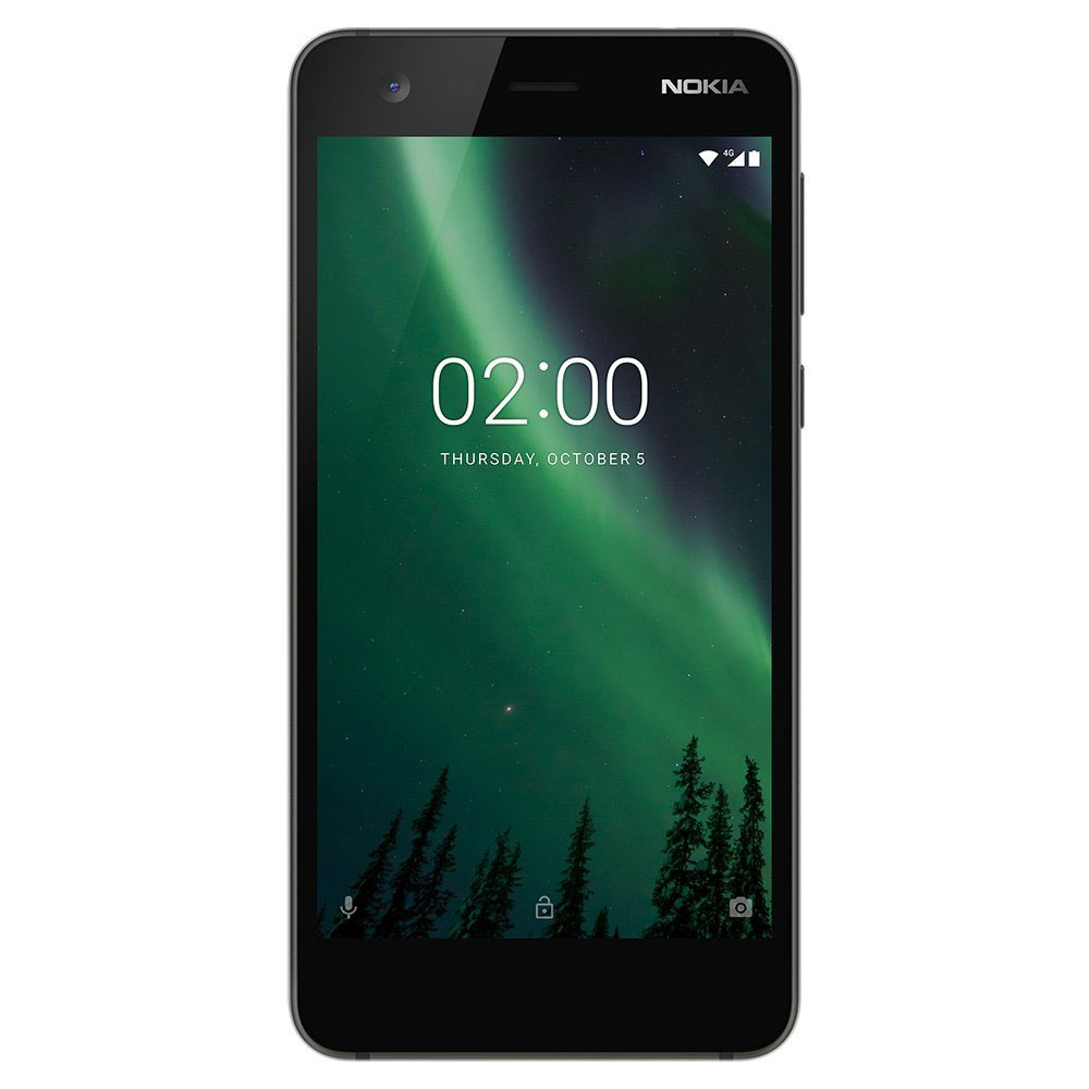 nokia 2 noir mobile smartphone nokia sur. Black Bedroom Furniture Sets. Home Design Ideas