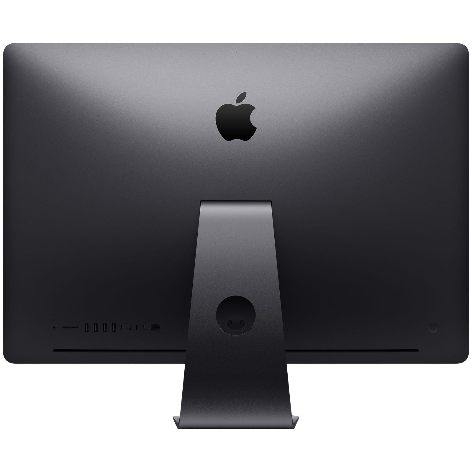 Apple imac pro avec cran retina 5k mq2y2fn a s2to 64go for Ecran pc 5k