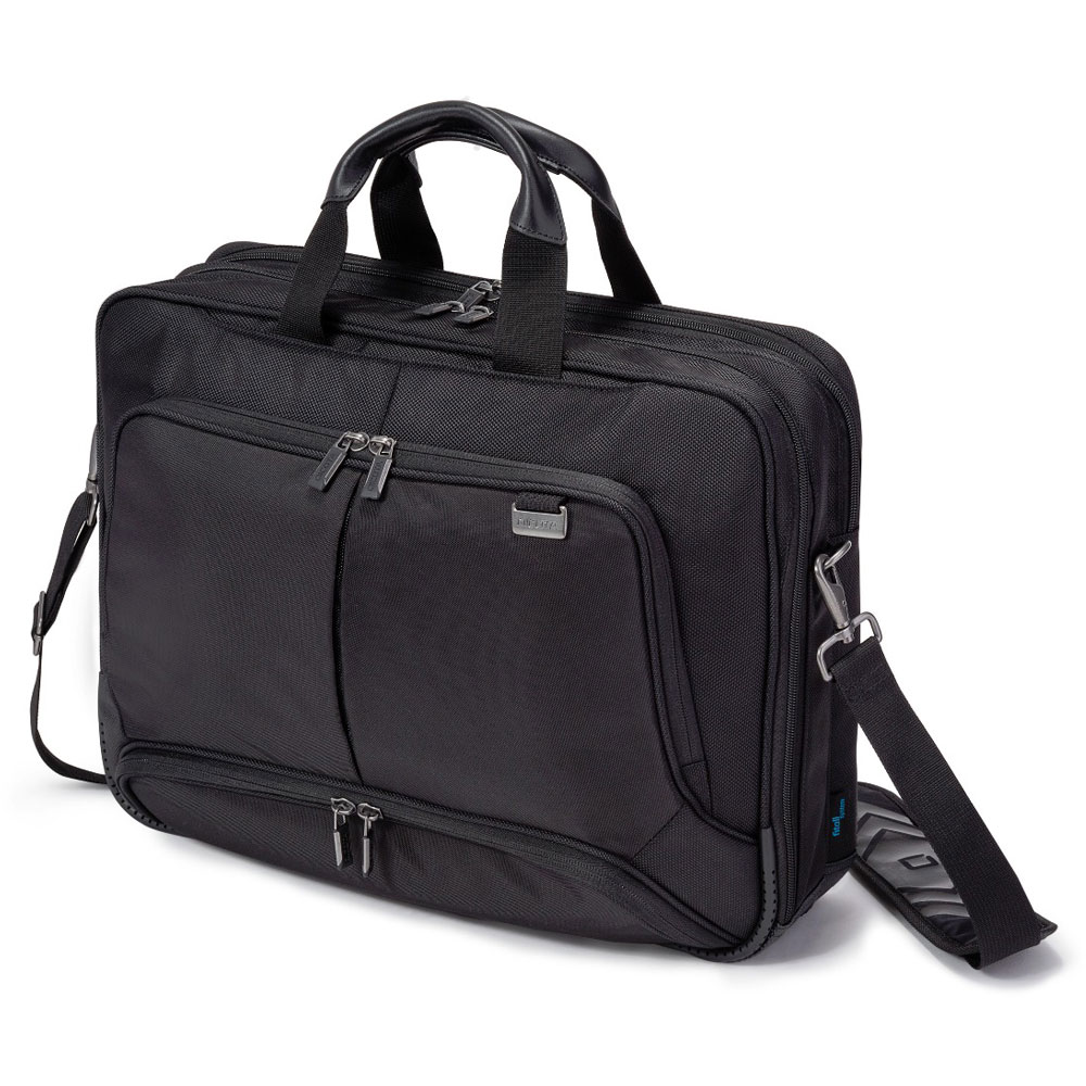 dicota top traveller pro 15 17 3 sac sacoche housse. Black Bedroom Furniture Sets. Home Design Ideas
