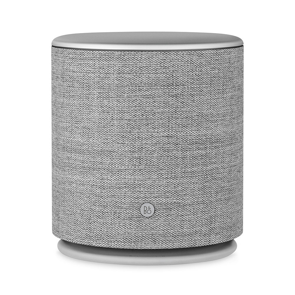 Dock & Enceinte Bluetooth Bang & Olufsen Beoplay M5 Naturel Enceinte multiroom avec panneau tactile, Wi-Fi, Bluetooth, AirPlay et Chromecast