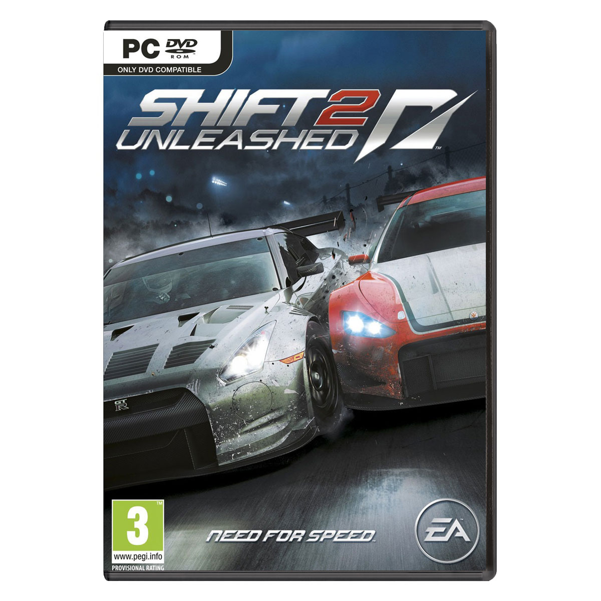 need for speed shift 2 unleashed pc jeux pc electronic arts sur. Black Bedroom Furniture Sets. Home Design Ideas