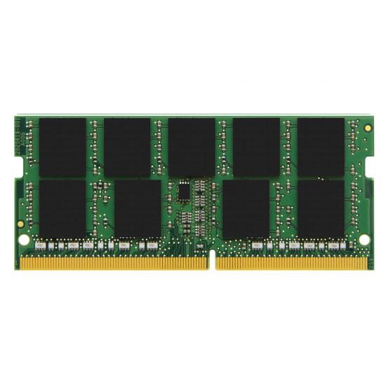 Mémoire PC portable Kingston ValueRAM SO-DIMM 4 Go DDR4 2400 MHz CL17 RAM SO-DIMM DDR4 PC4-19200 - KVR24S17S6/4
