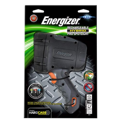 energizer rechargeable hybrid pro spotlight lampe energizer sur. Black Bedroom Furniture Sets. Home Design Ideas
