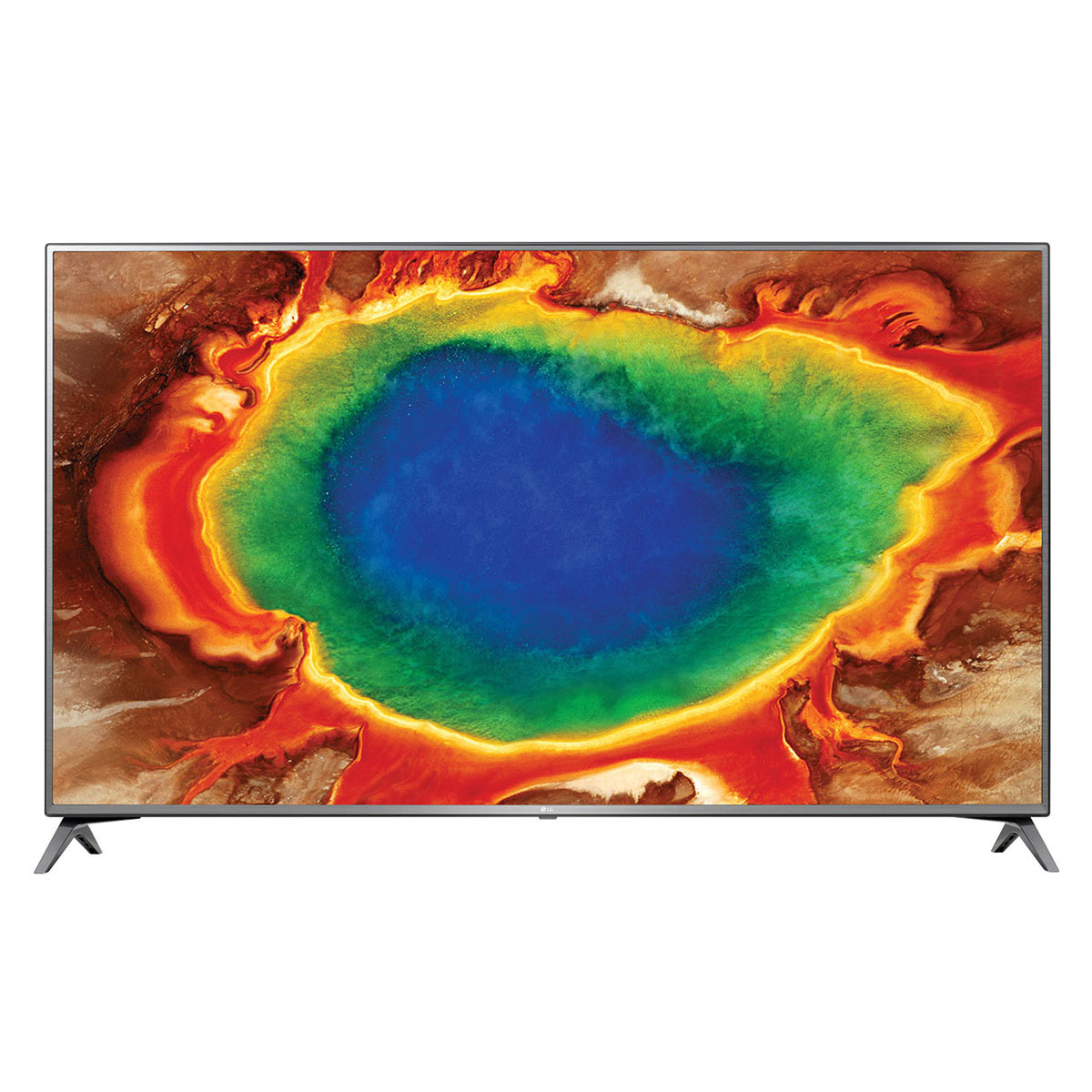 "TV LG 55UJ651V Téléviseur LED 4K 55"" (140 cm) 16/9 - 3840 x 2160 pixels - Ultra HD 2160p - HDR - 1900 Hz - Wi-Fi - Bluetooth - DLNA"