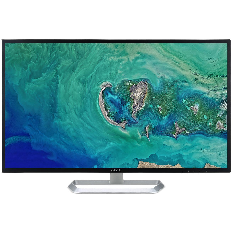 "Ecran PC Acer 31.5"" LED - EB321Hquawidp 2560 x 1440 pixels - 4 ms - Format 16/9 - Dalle IPS - DisplayPort - HDMI - Blanc"