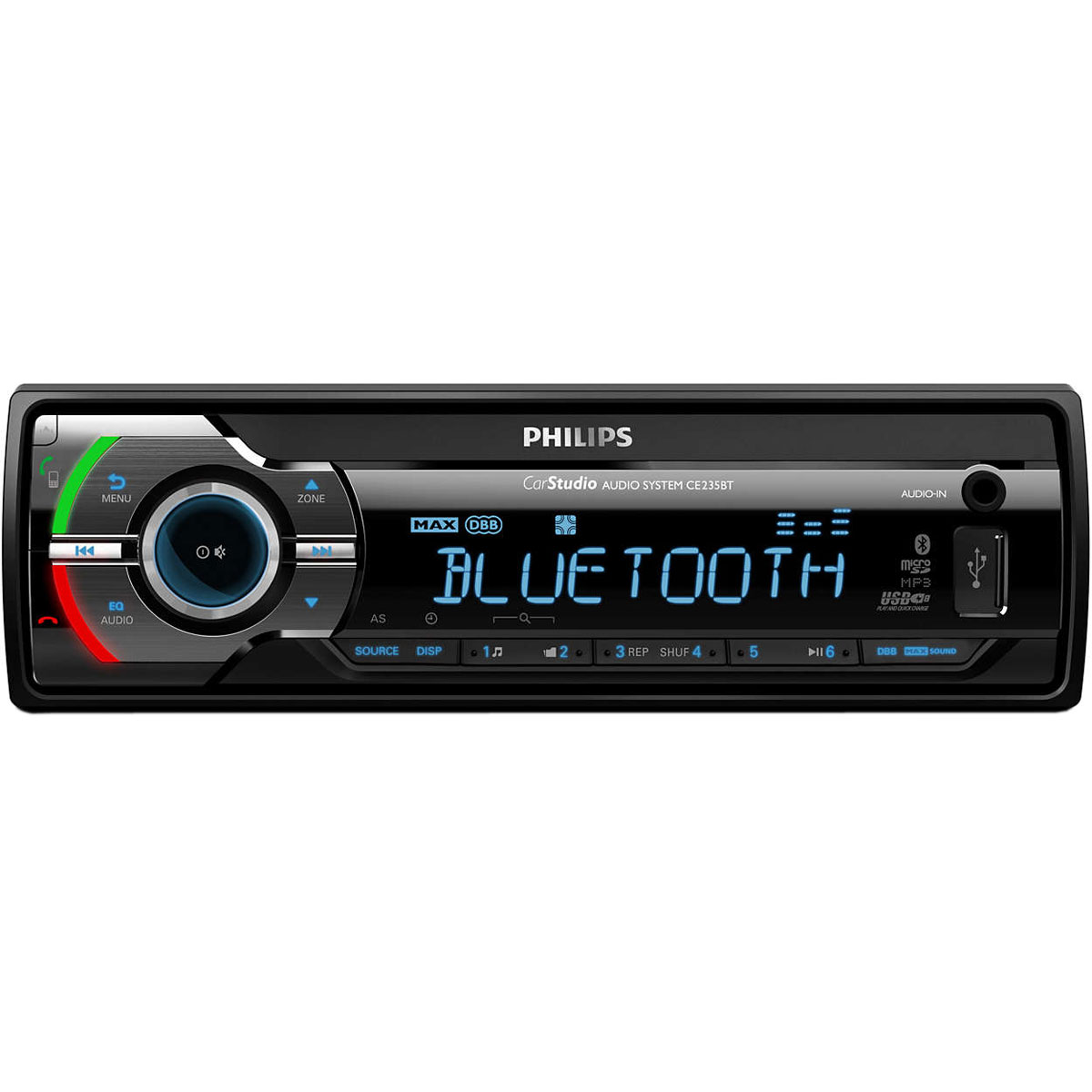 philips ce235bt autoradio philips sur. Black Bedroom Furniture Sets. Home Design Ideas