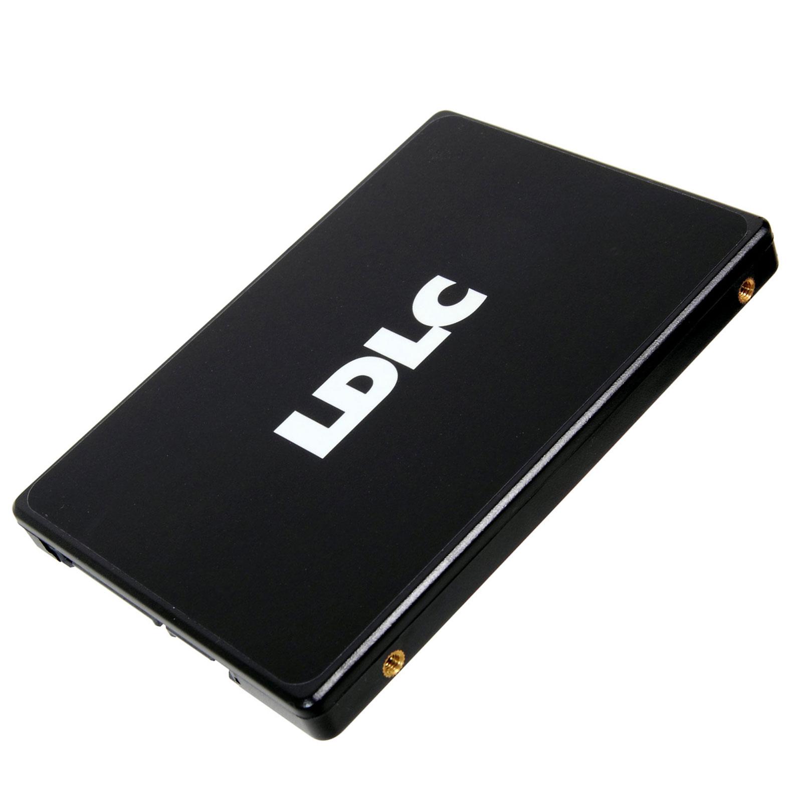 "Disque SSD LDLC SSD F7 PLUS 3D NAND 480 GB SSD 480 Go NAND 3D TLC 2.5"" 7mm Serial ATA 6Gb/s"