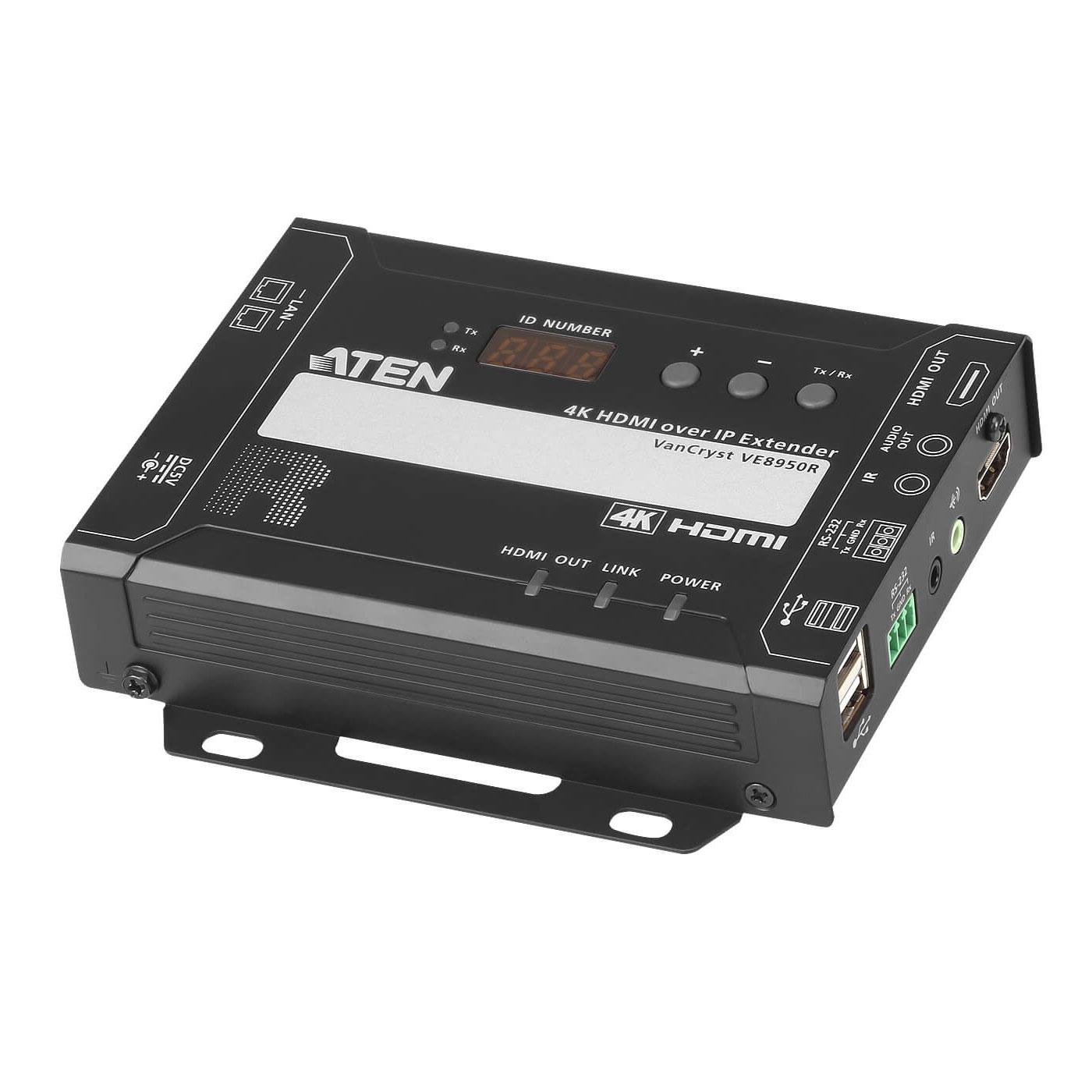 HDMI Aten VE8950R Récepteur HDMI 4K sur IP