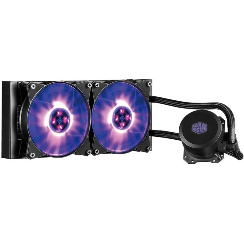 Cooler Master Masterliquid Ml240l Rgb Ventilateur