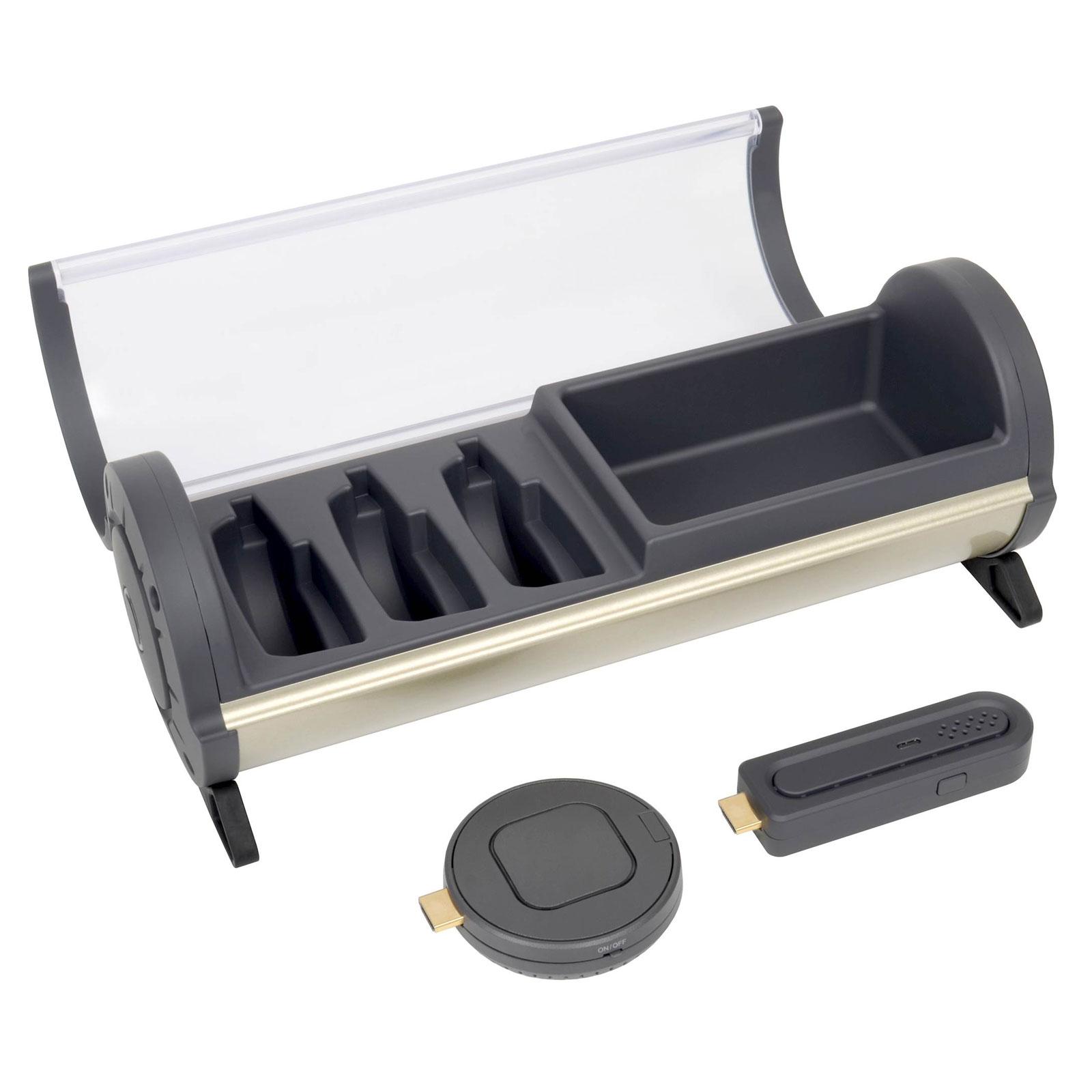 optoma quickcast bundle accessoires optoma sur. Black Bedroom Furniture Sets. Home Design Ideas