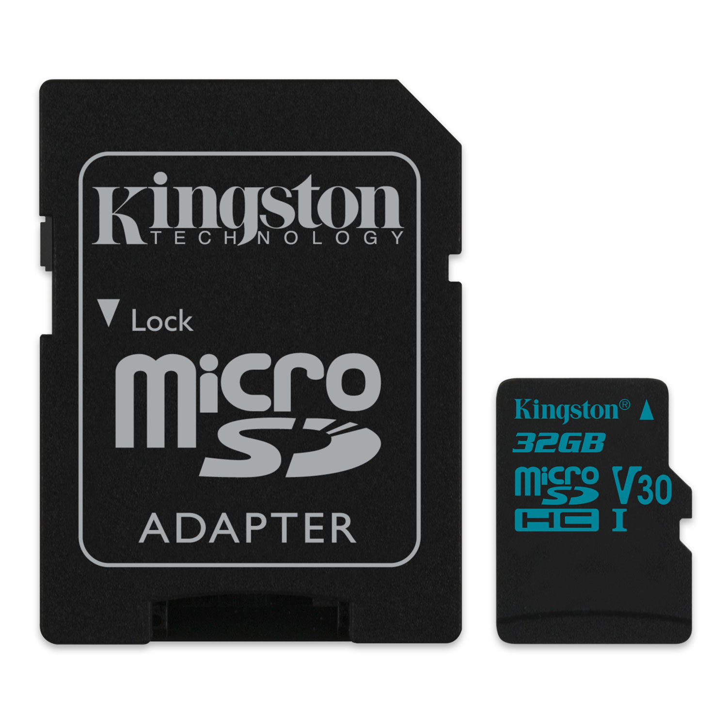 Carte Memoire Kingston Canvas Go SDCG2 64GB MicroSDXC UHS I U3