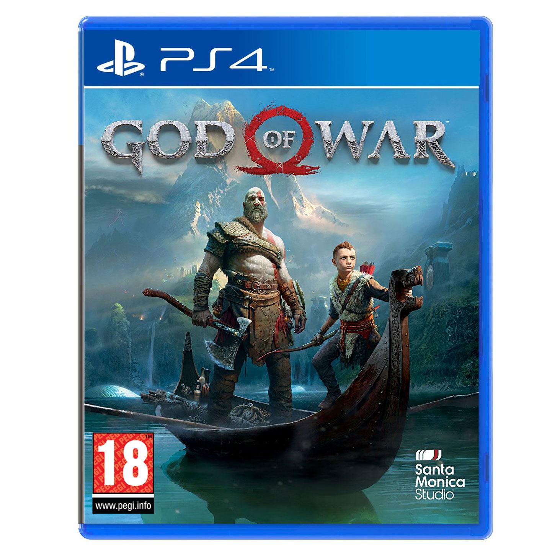Jeux PS4 God of War (PS4) God of War (PS4)
