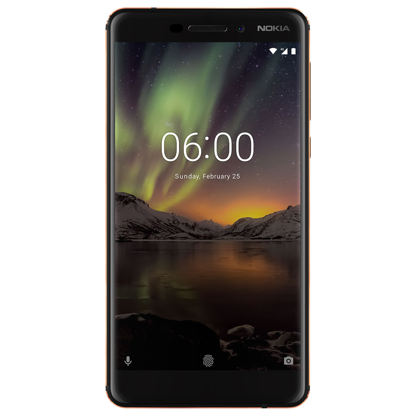 "Mobile & smartphone Nokia 6.1 Noir Smartphone 4G-LTE Dual SIM - Snapdragon 630 8-core 2.2 GHz - RAM 3 Go - Ecran tactile 5.5"" 1080 x 1920 - 32 Go - NFC/Bluetooth 5.0 - 3000 mAh - Android 8.0"