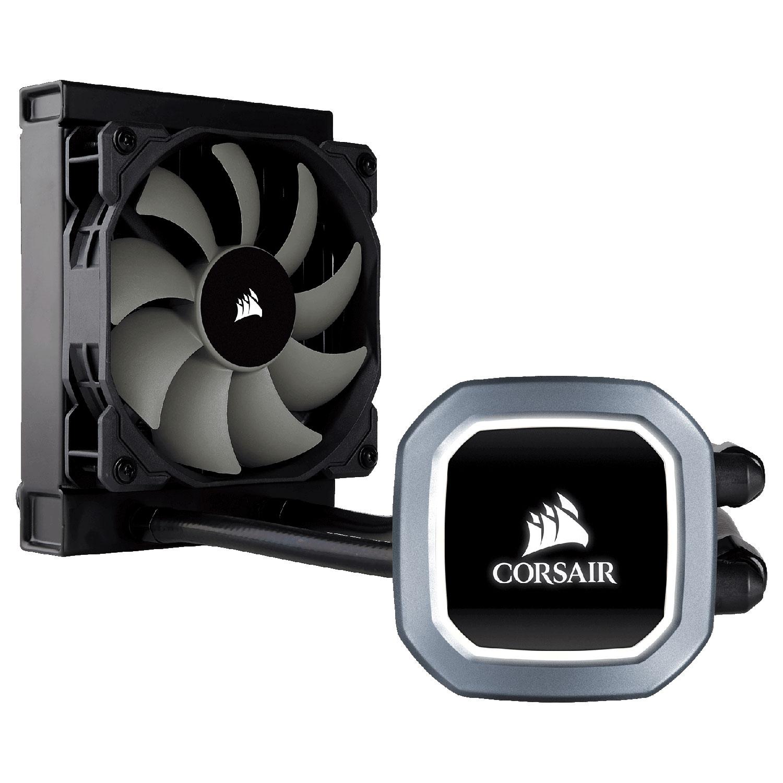 Ventilateur processeur Corsair Hydro Series H60 (2018) Kit de refroidissement pour processeur