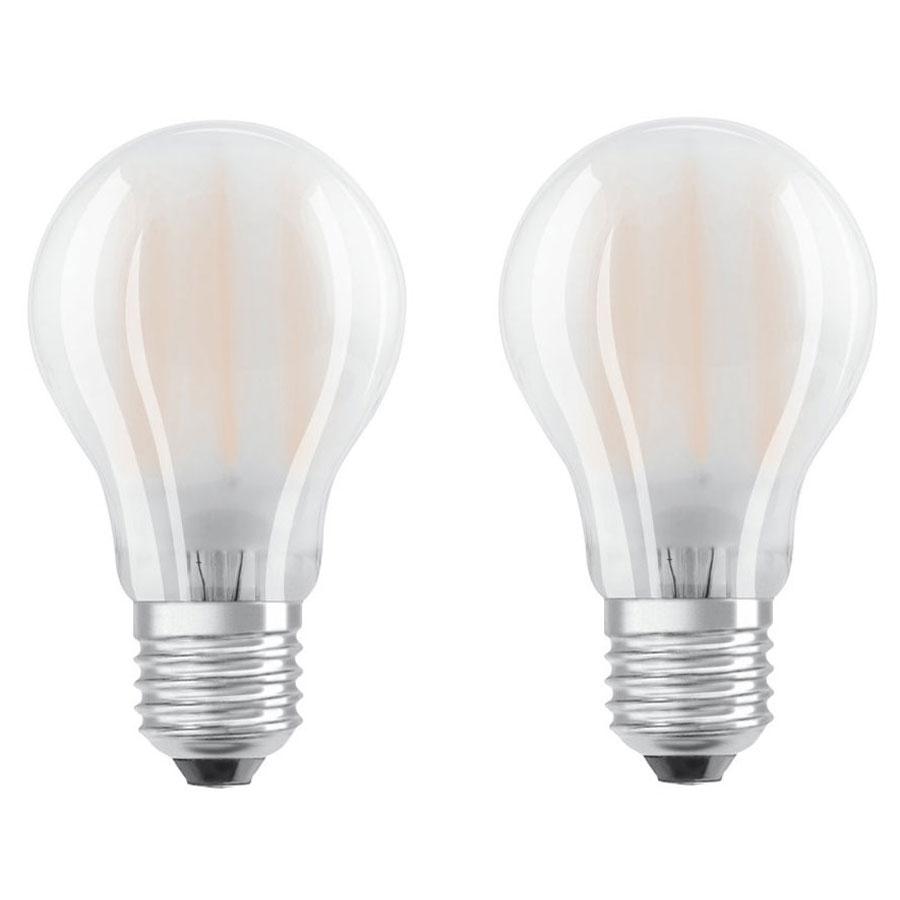 osram ampoules led retrofit classic e27 7w 60w a ampoule led osram sur. Black Bedroom Furniture Sets. Home Design Ideas